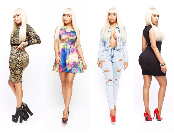 Nicki Minaj K-Mart Collection