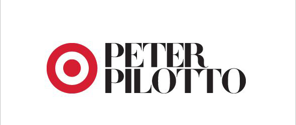 Peter Pilotto for Target logo - designer collaboration