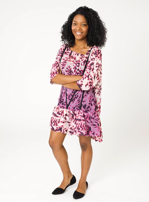 Philly Girl Dom Streater Wins Project Runway Season 12