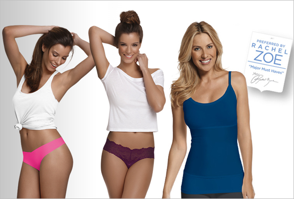 Jockey underwear and shapewear preferred by Rachel Zoe, intimates and shapewear