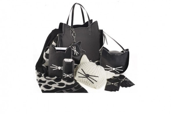 Haute fashion news - Karl Lagerfeld Choupette-Inspired Capsule Collection