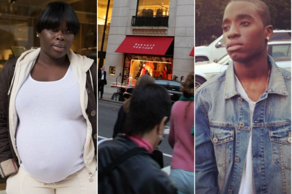 Haute fashion news - Kayla Phillips and Trayon Christian discriminated against at Barneys