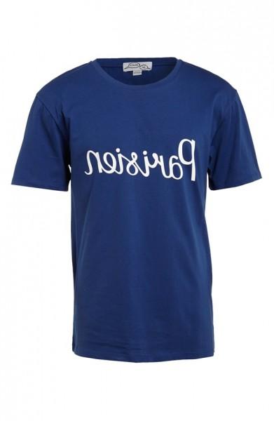Kitsuné Reversed 'Parisien' Unisex T-Shirt