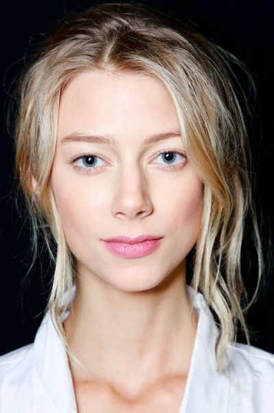 Six beauty trends to try from the Spring 2014 runways - berry lips, as seen on the Michael Kors Spring 2014 runway