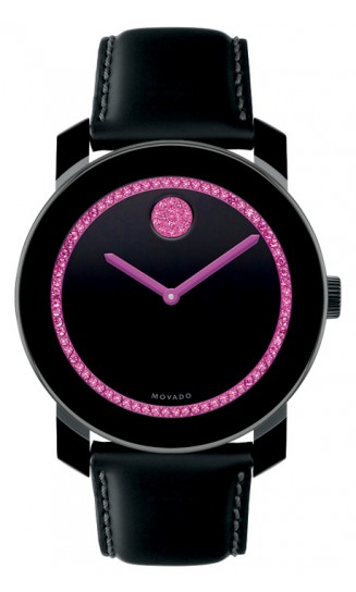 Movado Breast Cancer Research Foundation Bold 42mm Watch-Watches