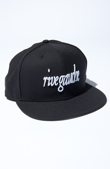 New Era Cap 'Rive Gauche' Embroidered Baseball Cap