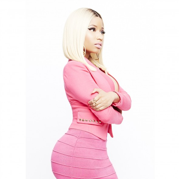 Nicki Minaj launches Kmart clothing line