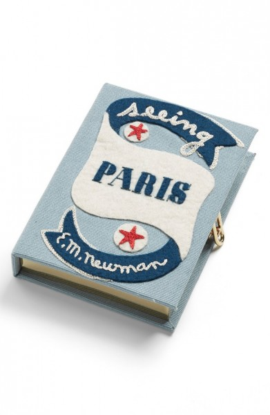 Olympia Le-Tan 'Seeing Paris' Limited Edition Clutch