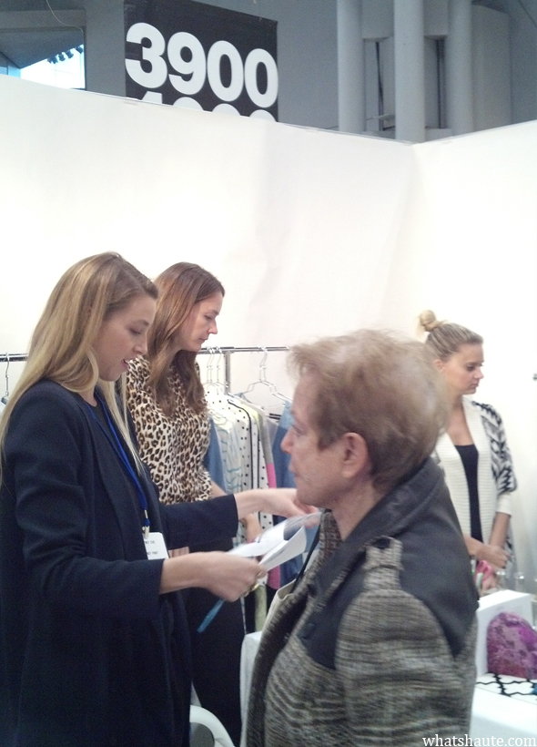 Whitney Port at Coterie