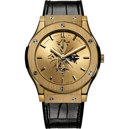 BNY SCC A New York Holiday - 18k Gold Shawn Carter By Hublot 45mm Classic Fusion Watch