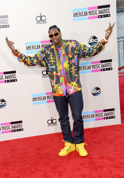 2 Chainz attends the 2013 American Music Awards