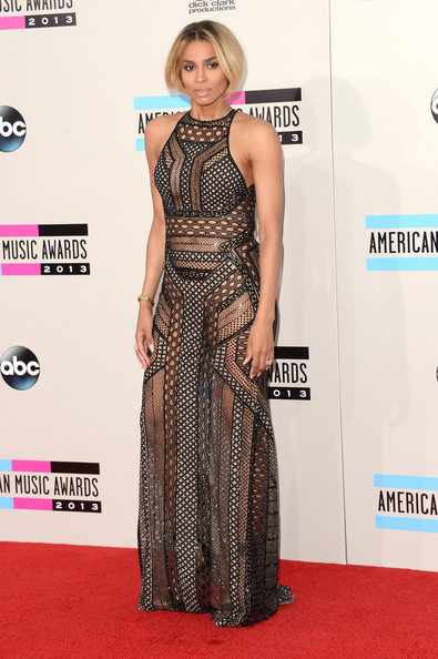 Ciara attends the 2013 American Music Awards