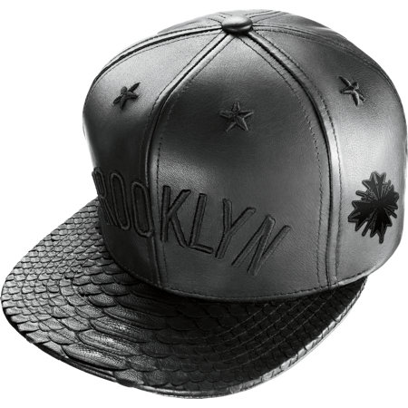 BNY SCC A New York Holiday - JUST DON X BARNEYS Python Brim Brooklyn Cap