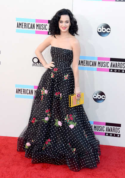 Katy Perry attends the 2013 American Music Awards