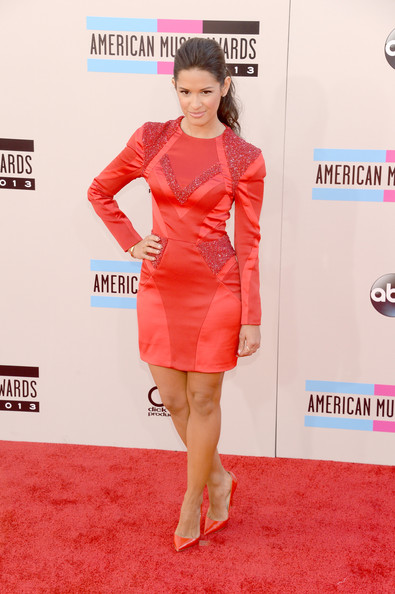 Rocsi Diaz attends the 2013 American Music Awards