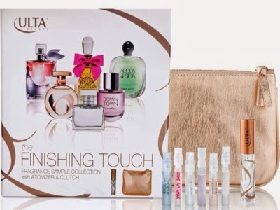 Ulta The Finishing Touch Fragrance Sample Collection