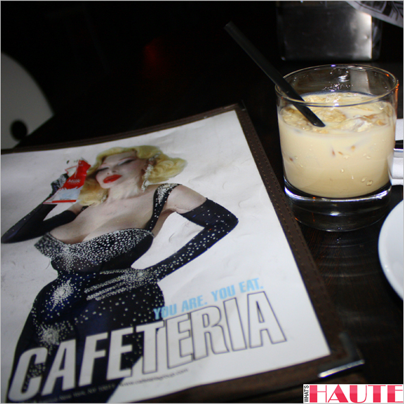Girls Night Out - Bailey's Vanilla Cinnamon at Cafeteria NYC