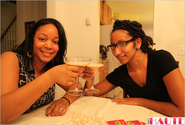Girls Night In - Bailey's Vanilla Cinnamon