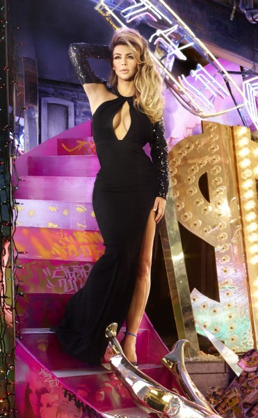 Haute news roundup: Kim Kardashian - holiday card