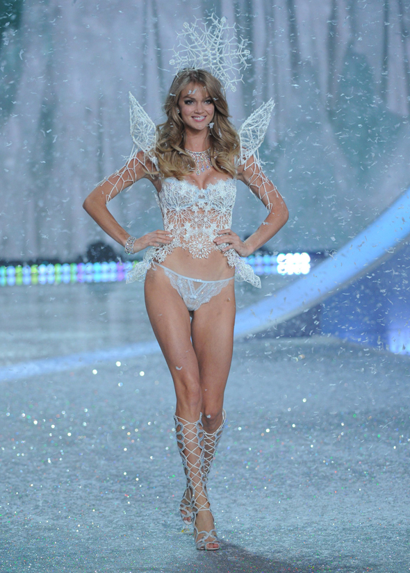 Lindsay Ellingson 2013 Victoria's Secret Fashion Show