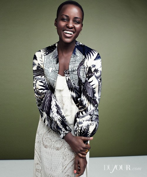 Lupita Nyong'o - DuJour Magazine