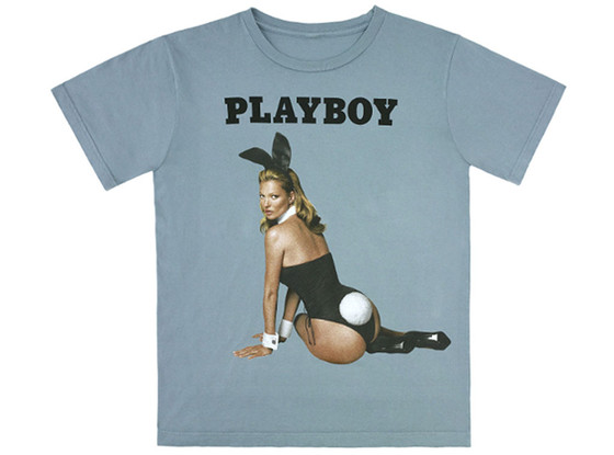 Marc Jacobs Kate Moss Playboy Bunny T-shirt