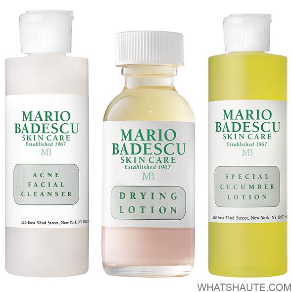 Got Acne Prone Skin Get Help With Mario Badescu Skincare