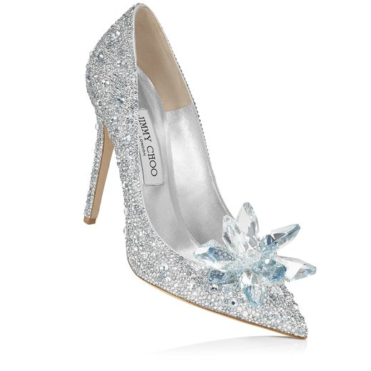 Nine Cinderella Inspired Shoes To Wear IRL Whats Haute
