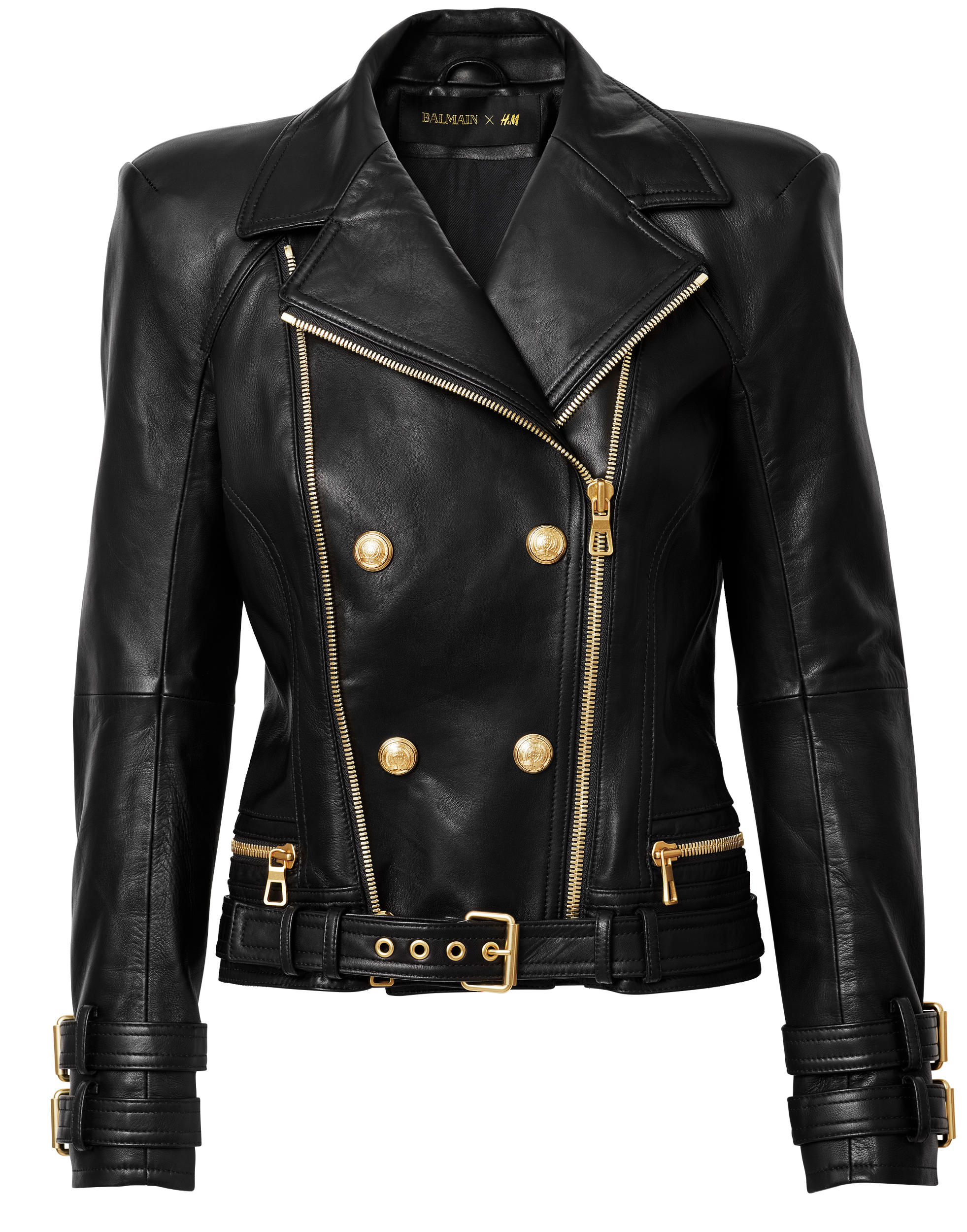 Buy ALEXANDER WANG X H & M leather jacket online from HEWI Street: the social shopping network for the fashion community to buy, sell and swap items from high-end high street brands.