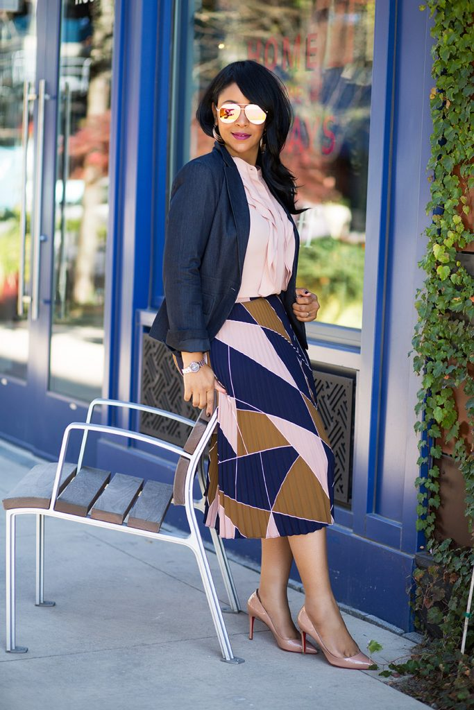 Business Casual - With a Kick - Whats Haute™