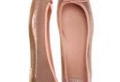 Shelly's London 'Shimmer' Ballet Slippers