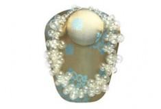 Dejarnette New Orleans 'Blowing Bubbles' Necklace