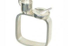 Elseware's Coffee & Cigarettes Ring