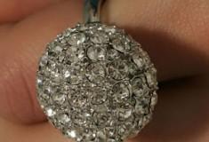 Kenneth Jay Lane 'Disco Ball' Ring