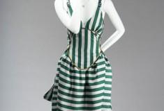 Jeffrey Sebelia Cosa Nostra Zipper Dress