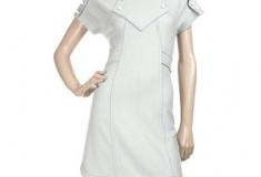 Fendi Bib Front Mini Dress