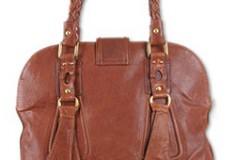 Jano by Anja Flint Leather 'Saint' Bag