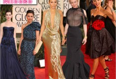 Haute Off the Red Carpet: the 66th Annual Golden Globe Awards