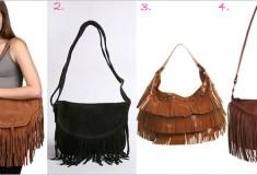 Haute vs. Hot: Fringed Bags