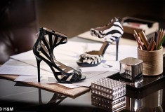 Jimmy Choo shoes and handbags to debut at H&M this Fall