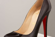 Wise women invest in Christian Louboutin