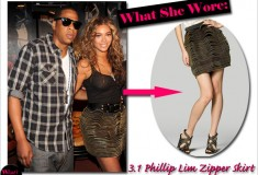 "What She Wore: Beyonce at the ""Answer The Call"" charity concert"