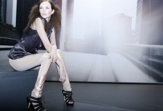 Nine West on the runway at New York Fashion Week