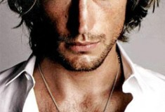 Gabriel Aubry is the new face of Louis Vuitton