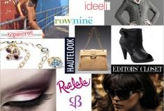 Shop this week's online sample sales