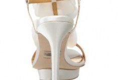 Bridal find: Badgley Mischka Women's Randee T-Strap Sandal