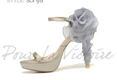 Pour La Victoire to launch bridal shoe collection exclusively on Zappos