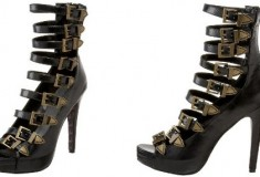 Haute find: Michael Antonio 'Karina' Open-Toe Pump