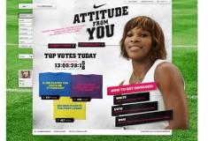 Nike Women Wants Attitude From You