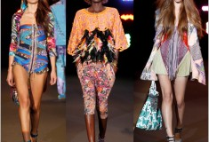 Mercedes-Benz Fashion Week: Custo Barcelona Spring 2011